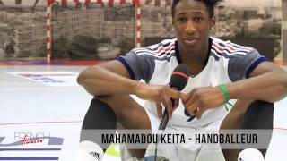 A la découverte de Mahamadou Keita