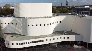 Düsseldorfer Schauspielhaus erstrahlt im neuen Gewand