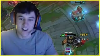 When You Thought You Escaped to Safety Ft. TSM Svenskeren - Best of LoL Streams #223