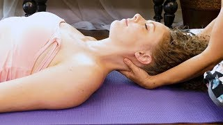 How to Help a Friend with a Headache, Neck Pain & Stress | Chandler Rose Massage Therapy, Pain Tips