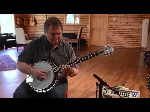 The Boston 6 String AE With Jens Kruger | Deering Upperline Banjos