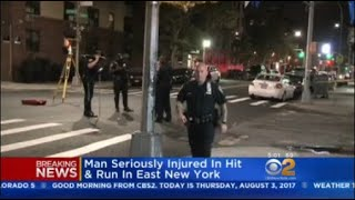 East New York Hit-And-Run