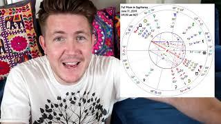 Full Moon in Sagittarius June 17, 2019 | Gregory Scott Astrology