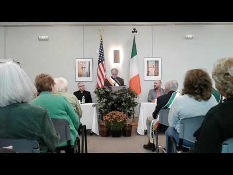 Her Excellency Anne Anderson Ambassador of Ireland visits Butte