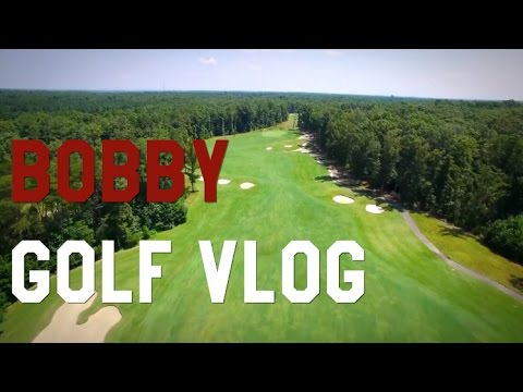 Playing Golf 🏌 with Bobby Lopez PGA VLOG