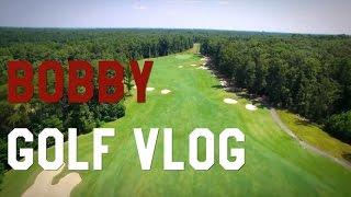 Playing Golf 🏌 with Bobby Lopez PGA VLOG