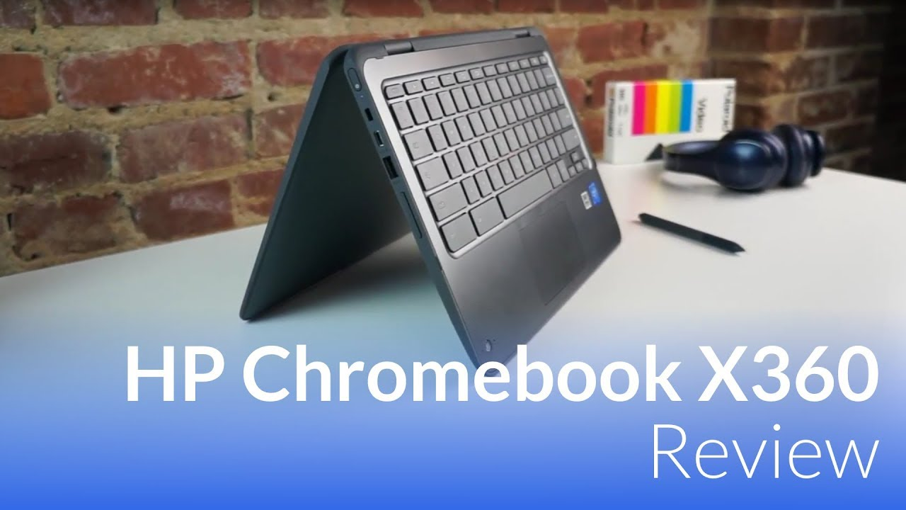 HP Chromebook X360 11 G1 Review