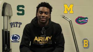 The time has come! Ambry Thomas commitment video