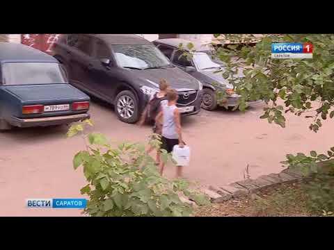 Отключение воды сегодня действует в Ленинском и Кировском районах