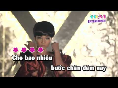 Bay - Thu Minh - [Karaoke]