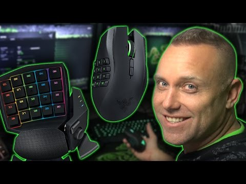 Swifty's Razer Gear Setup & Razer Synapse Guide to Making Macros - MEGA CHROMA GIVEAWAY!