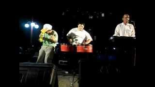 Los chicos de ACERCAR tocando cuarteto-Fiesta De Los Cuartetos-Arroyito.avi