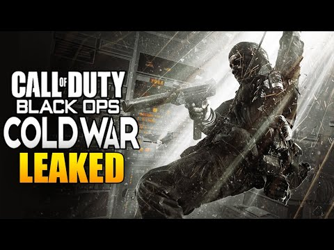 Call Of Duty 2020 Black Ops Cold War Leaked