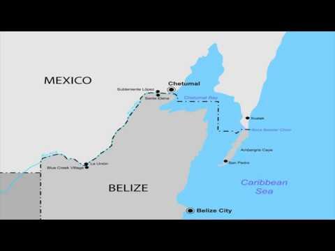 Belize Guatemala Border Dispute Part I