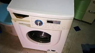Як поміняти помпу, зливний насос в пральній машині LG