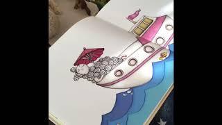 ベネッセ・ワールドワイドキッズイングリッシュ・Stage1、お気に入りの絵本BROOM ZOOM CHOO WOOを初めて読む様子です。親の読み聞かせ以外に、CDとDVD...
