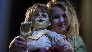 'Annabelle: Creation' Behind The Scenes