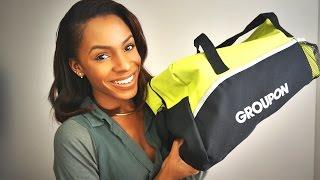 GROUPON Unboxing + Beauty Week Deals!