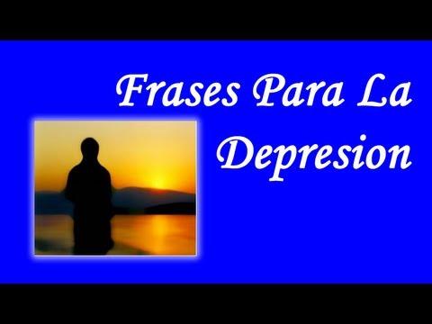 Frases Para La Depresion