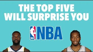 THE TOP 5 NBA FRANCHISES OF ALL TIME