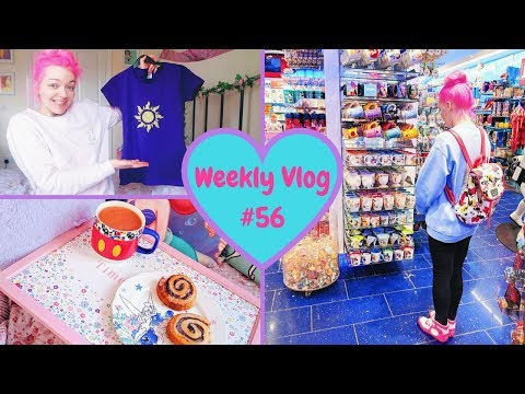 Weekly Vlog #56 | Expanding my Esty, Secret Project clues & Sarah Lou HQ!!!