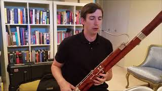 Complete Milde Bassoon Etudes, Op. 24