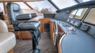 Viking Yachts 82 Enclosed Bridge