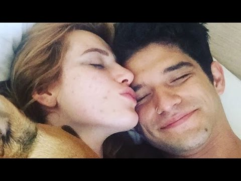Bella Thorne Flaunts Hickey On Neck and Gets Shirtless ...