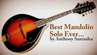 Best Mandolin Guitar Ever - Anthony Surendra
