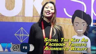 F8 2017: Facebook Spaces and AR Innovation
