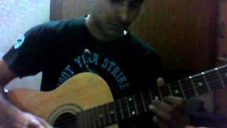 Download Hindi Video Songs - Kannada+nee bandu nintaga+Rajkumar+acoustic+guitar+Cover+lead.wmv