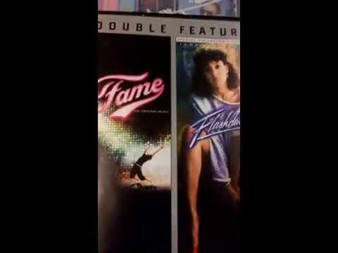 Fame / Flashdance - DVD/CD Spotlight