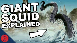 The Giant Squid Explained AT LAST | Harry Potter Theory