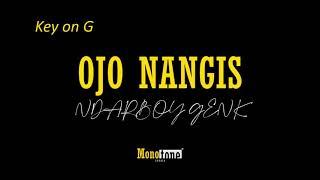 Ndarboy Genk Ojo Nangis Karaoke Instrumental