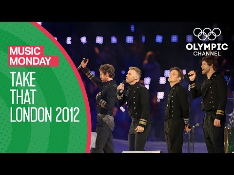 Thumbnail: Take That - London 2012 Performance | Music Monday