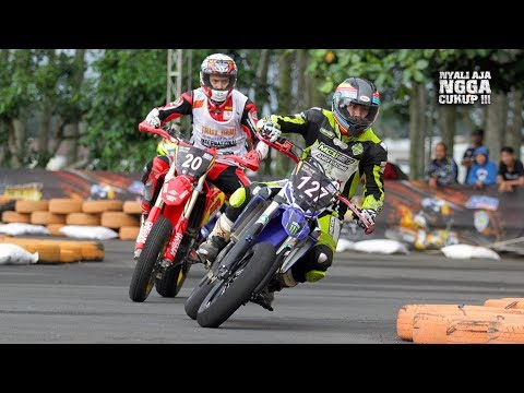 FFA 250 (MOTO 1) - TRIAL GAME ASPHALT INTERNATIONAL CHAMPIONSHIP 2018 MALANG