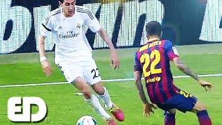 di maria vs barcelona 720p   amazing performance 23 03 14