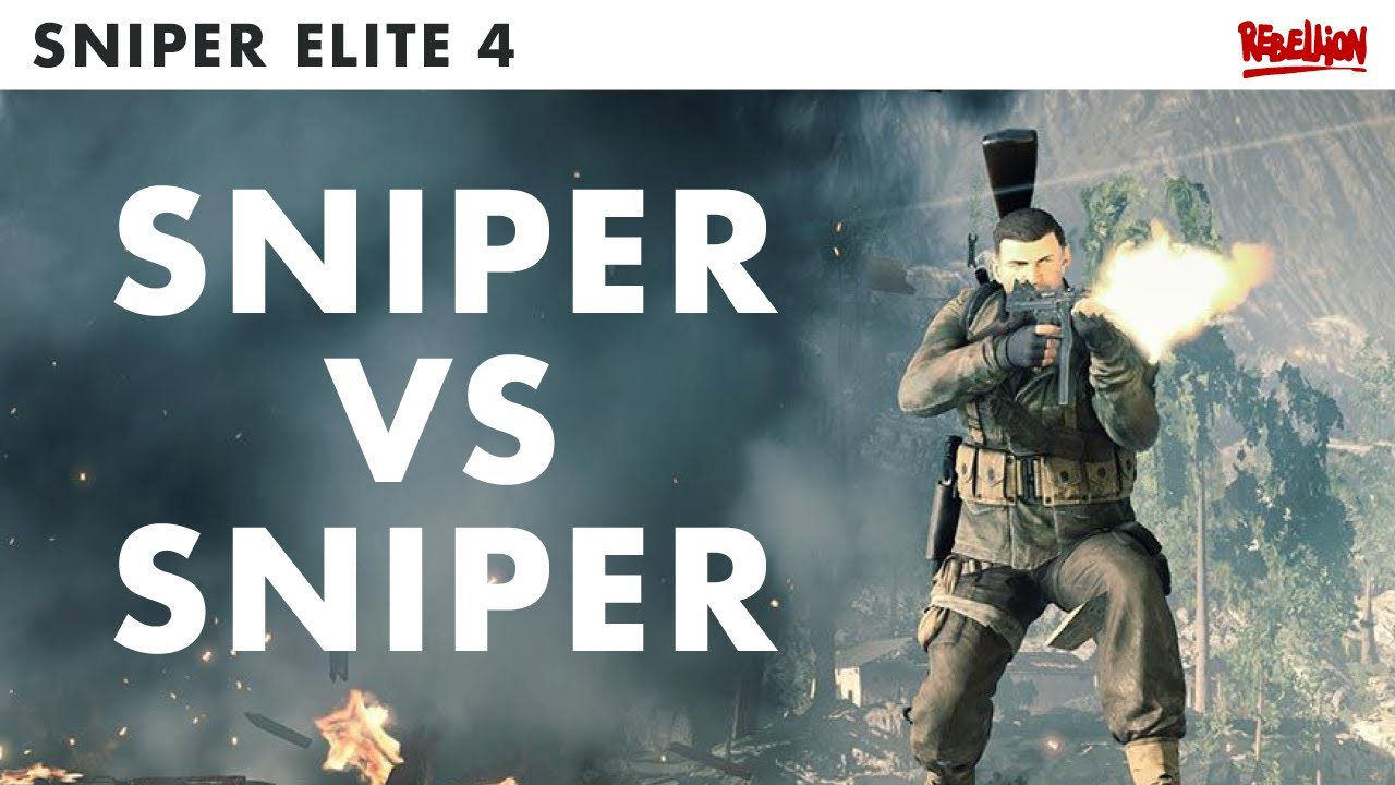Sniper Elite 4   Multiplayer Modes You Have To Try