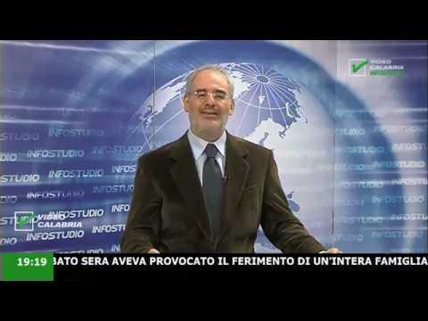 InfoStudio il telegiornale della Calabria notizie e approfondimenti - 20 Novembre ore 19.15
