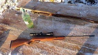 Пневматическая винтовка. Как повысить мощность выстрела.