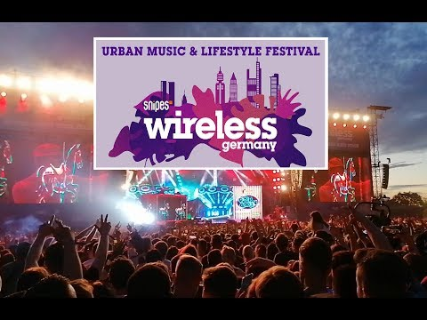 Wireless Germany 2019 @ Frankfurt - Festival|Travis Scott, Migos, Cardi B, Rae Sremmurd, Ufo361,...