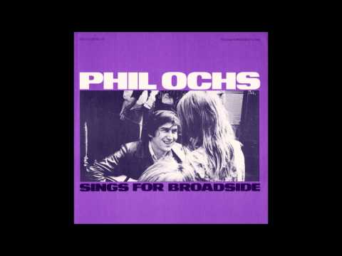 Phil Ochs - What Are You Fighting For