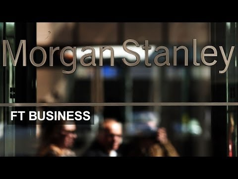 Morgan Stanley the winner