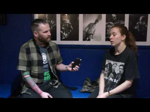 Code Orange Interview 2017