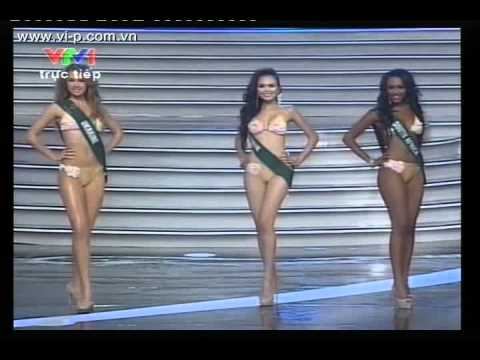 Miss Earth 2010 Final - Part 3 Vs Bikini