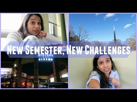 FIRST WEEK OF SCHOOL & TOILET OVERFLOWED | Georgia Tech Weekly Vlog