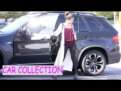 Selena gomez car collection
