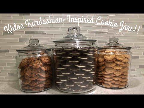 DIY: Khloe Kardashian-Inspired Cookie Jars!!