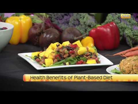 North Dakota Today Health Benefits of Plant Based Diet Part One