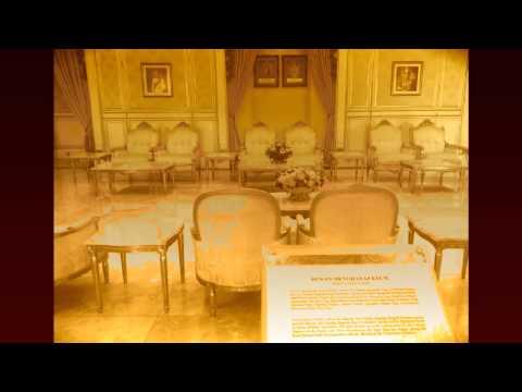Visiting Istana Negara